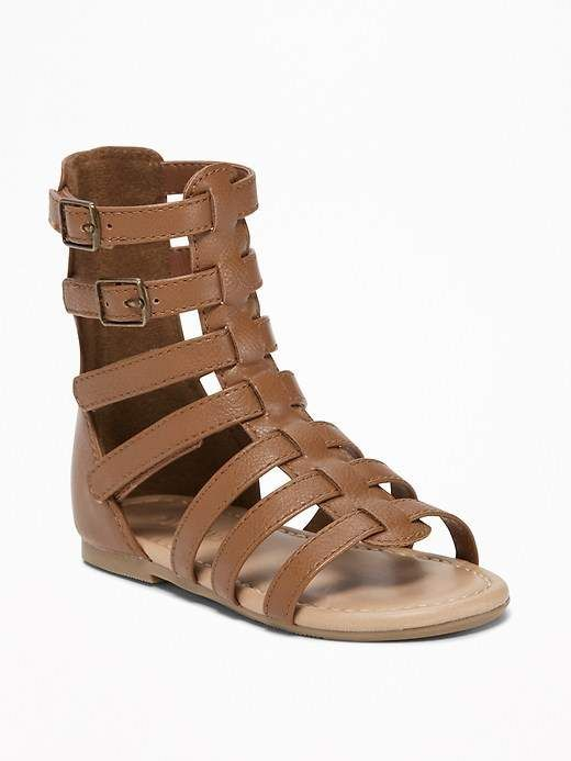 d99262069dd0 Tall Gladiator Sandals for Toddler Girls   Baby  OldNavy ToddlerStyle