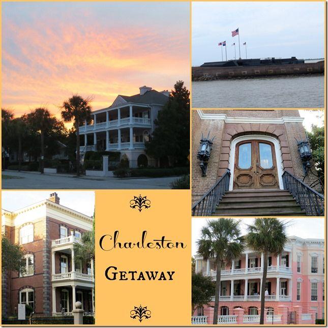 Charleston SC Getaway by virginiasweetpea.com