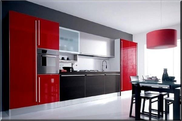 Czerwień kuchenna