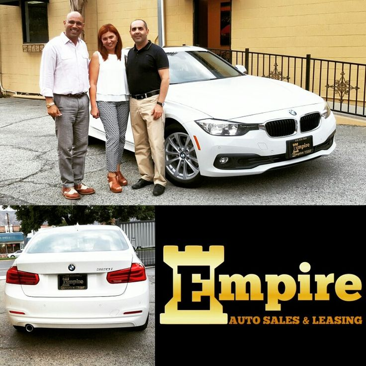 Congratulations Anzhela  on your Brand new BMW 320i.Great choice! Enjoy your beautiful car and thank you for your loyalty and support always.  #empireauto #new #car #lease #purchase #finance #newcarlease #newcarfinance #refinance #leasingcompany #customerservice #glenoaksblvd #autobroker #autobrokers #brokerdeals #specialdeals #freeoilchange #freemaintenance #wholesaler #autobrokerdeals #ultimatedrivingmachine #2016bmw320i