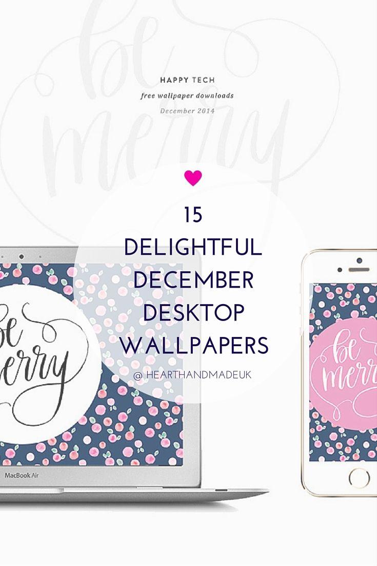 15 Delightful December Desktop Wallpapers for 2015 - http://www.decorationarch.net/creative-ideas/15-delightful-december-desktop-wallpapers-for-2015.html