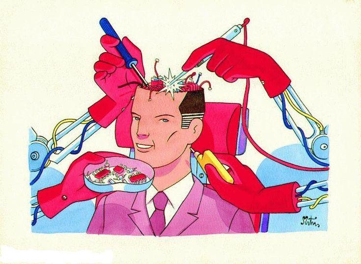 Brian the Brain world. Vida extrema, Miguel Angel Martin.