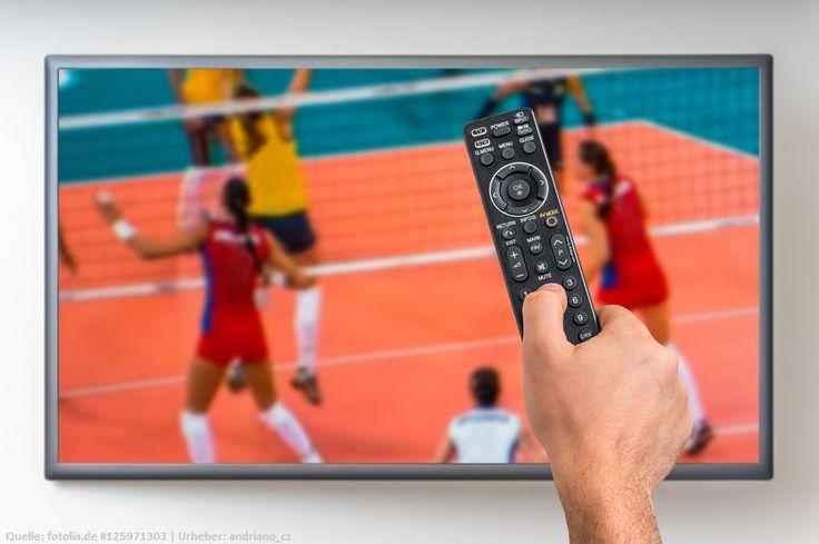Volleyball-Bundesliga live im Free-TV auf Sport1!