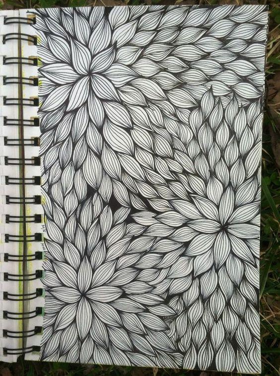 Scion Spitze • 8 Stunden Skizzenbuch: Blumen Lin…