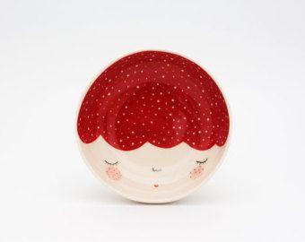 Fairytale-like handmade ceramics by Marina par MarinskiHeartmades
