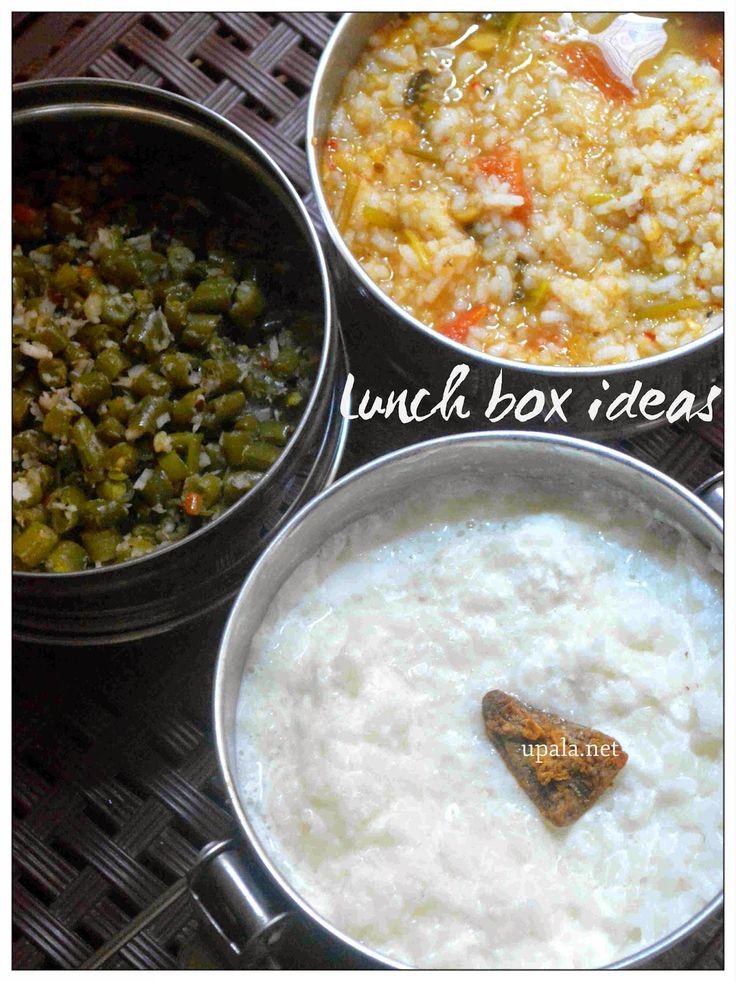 Rasam Rice, Beans poriyal and Curd Rice http://www.upala.net/2015/04/rasam-rice-beans-poriyal-and-curd-rice.html