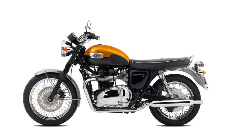 Triumph bonneville t100 - modern classics - motorcycles, The t100 is basically a slightly higher spec bonneville with the more powerful engine. Description from androidosdonwload.com. I searched for this on bing.com/images