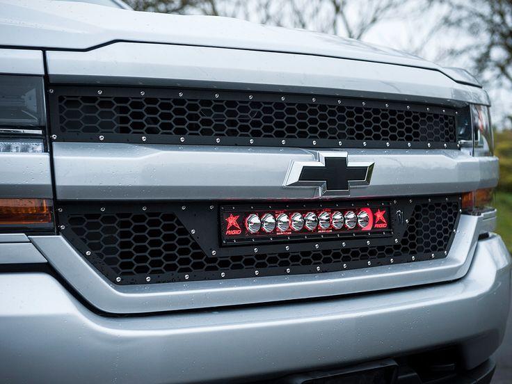2016-2017 Chevy 1500