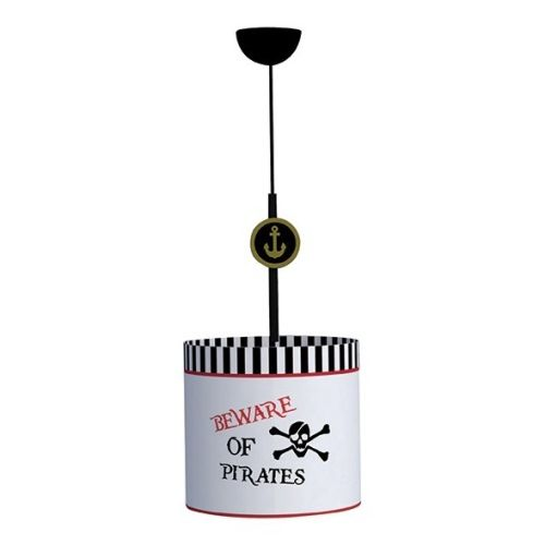 Φωτιστικό Οροφής Black Pirate 68425