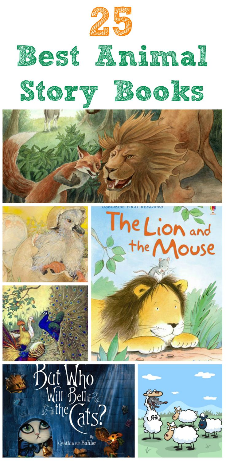 25 Best Animal Story Books Every Children Should Read