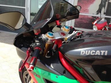 Ducati 1198s Sports Bike - AED 80,000