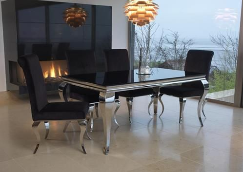 Louis, Dining table, 160 cm