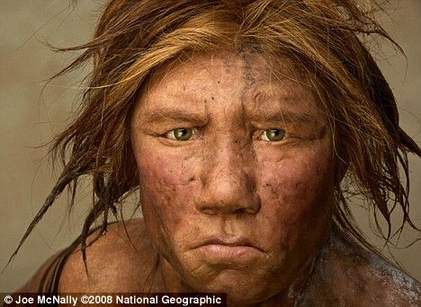 Wilma the neanderthal woman national geographic