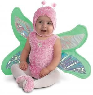 Cute toddler butterfly costume
