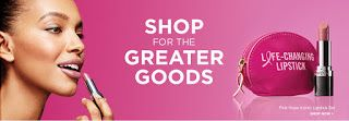 Mary Sells Avon: Shop for the Greater Goods