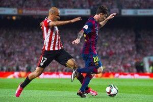 Agen Taruhan Bola – Messi Bisa Tak Berkutik Lawan Bilbao – Lionel Messi bisa saja tak berkutik ketika ia dan Barcelona menghadapi Athletic Bilbao di leg pertama Piala Super Spanyol pekan ini. Hal tersebut yang kini tengah jadi kekhawatiran Luis Enrique.