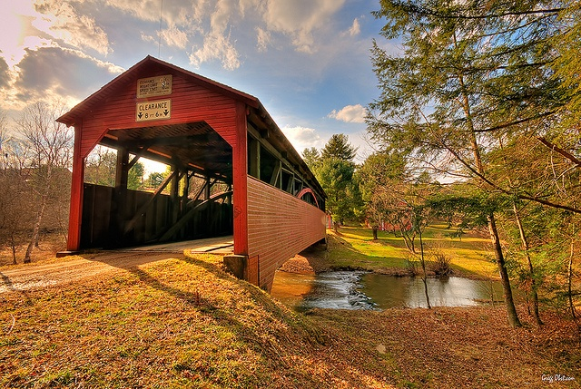 Covered Bridge, PAS