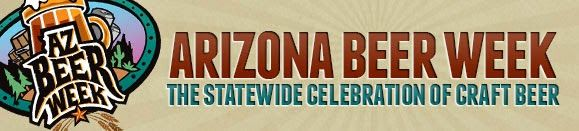 The Beer Czar: Arizona Beer Week 2015!!! Its almost here.....a couple listing of events for Arizona Beer Week 2015