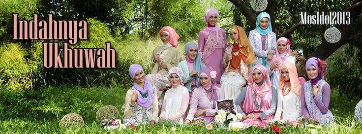 MosIdol 2013 #MosIdol2013 #moshaict #hijab #fashion #fashionhijab #islamicfashion | www.moshaict.com