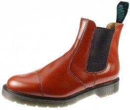 Solovair 902-LT Dealer Boots Light Tan Slip On Chelsea, Ankle Boots Mens Leather - £84.99