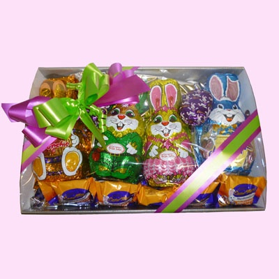 45 best chocolate easter eggs images on pinterest chocolate cadbury easter gift basket negle Image collections