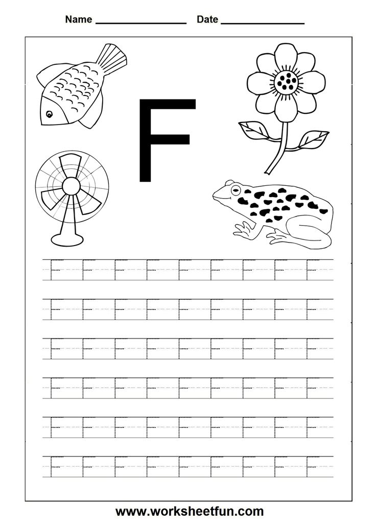 22 Best The Letter F Images On Pinterest Alphabet Crafts