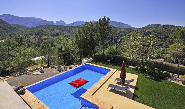 17 beste afbeeldingen over villa callosa op pinterest villa 39 s slaapkamers en kleerkasten - Omgeving zwembad ontwerp ...