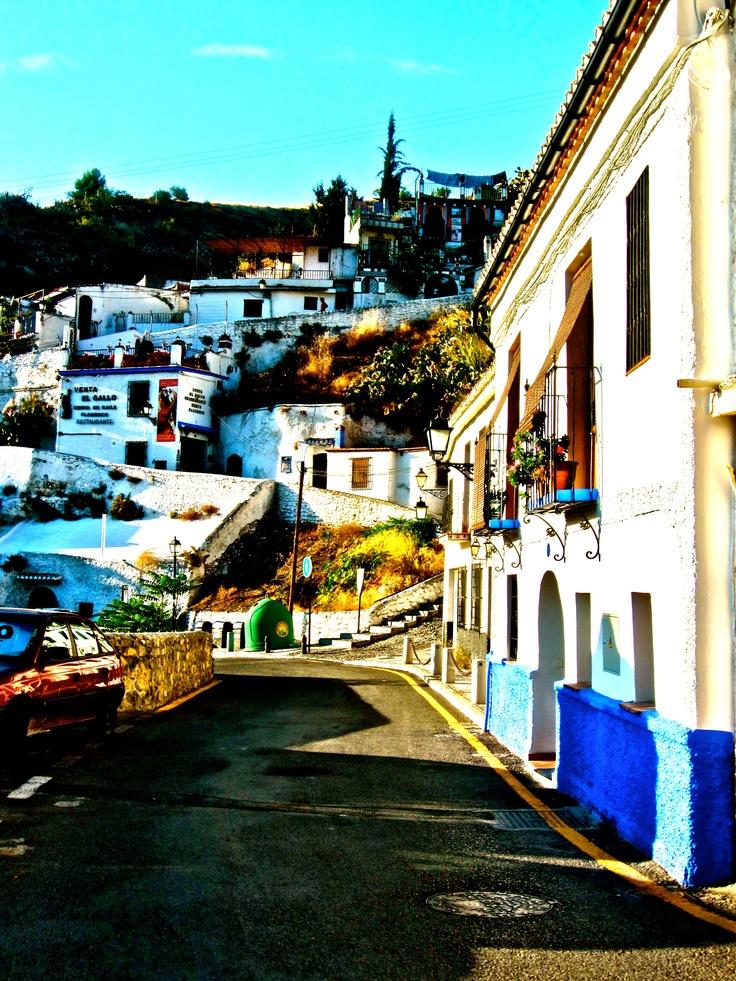 Barrio del Sacromonte - Granada