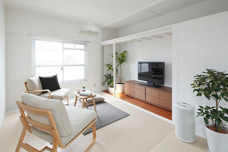 日本の暮らしのスタンダードを追求してきたUR都市機構と無印良品が、現代のすべてをこわしてつくるリノベーションから長く心地良く住まうことができる「賃貸リノベーション」の新しいかたちを提案していきます。