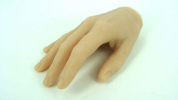 Italian TATTOO PRACTICE SKIN 3D FEMALE HAND Realistic medium texture Palina