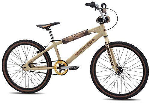 SE Floval Flyer Looptail 24 BMX Bike Tan 24in Mens - http://www.bicyclestoredirect.com/se-floval-flyer-looptail-24-bmx-bike-tan-24in-mens/