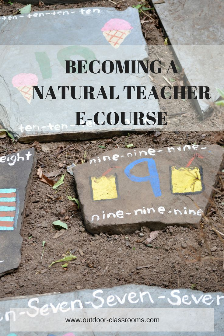 This e-course a guide that fosters teaching and learning outdoors while consciously digging deeper to reframe the way we teach. This e-course maps out three stages of Becoming a Natural Teacher and cultivates new ways of thinking, learning and teaching OUTDOORS!