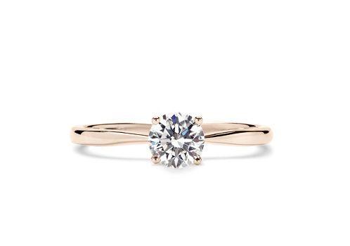 Klassische Solitär Verlobungsringe Von 77 Diamonds