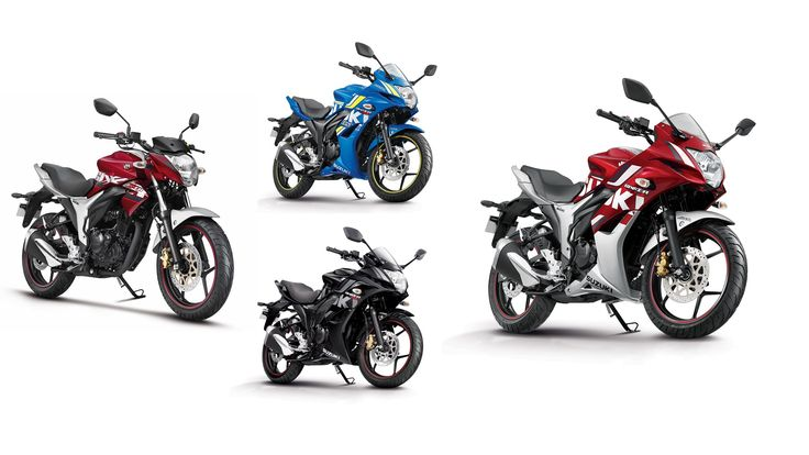 Suzuki India has launched the 2018 Suzuki Gixxer and Gixxer SF motorcycles in India today.The 2018 version has no mechanical changes and come with …