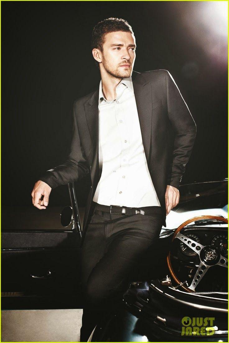 Hmm Justin Timberlake bringing sexy back!