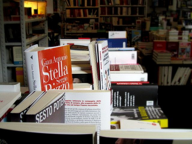 Libreria Therese Torino - best sellers