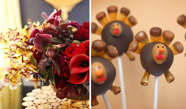 Beautiful Living Style: Thanksgiving Table Settings
