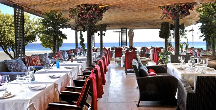 Sundowners, Sushi and Seaview... A perfect combination - Pepenero Restaurant, Cape Town