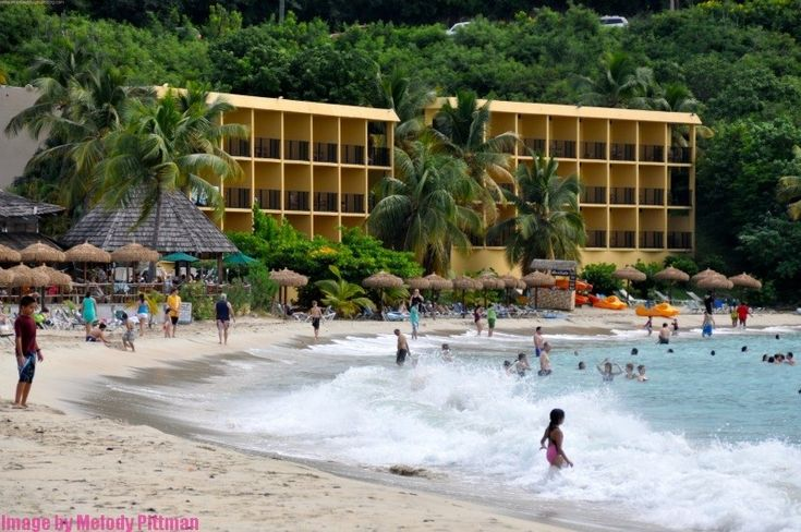 Emerald Beach Resort, St. Thomas, USVI.   #caribbean #usvi #stthomas #travel #vacation