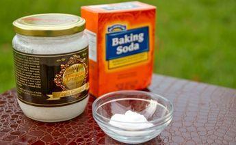 Bicarbonato e Olio di Cocco risolvono quasi tutti i problemi della pelle