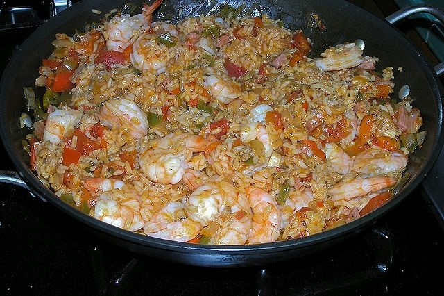 Jambalaya: Random Pictures, Slow Cooker Recipe, Food, Slowcooker, Easy Jambalaya, Jambalaya Recipe, Fries Rice, Cooking Tips, Crock Pots Recipe