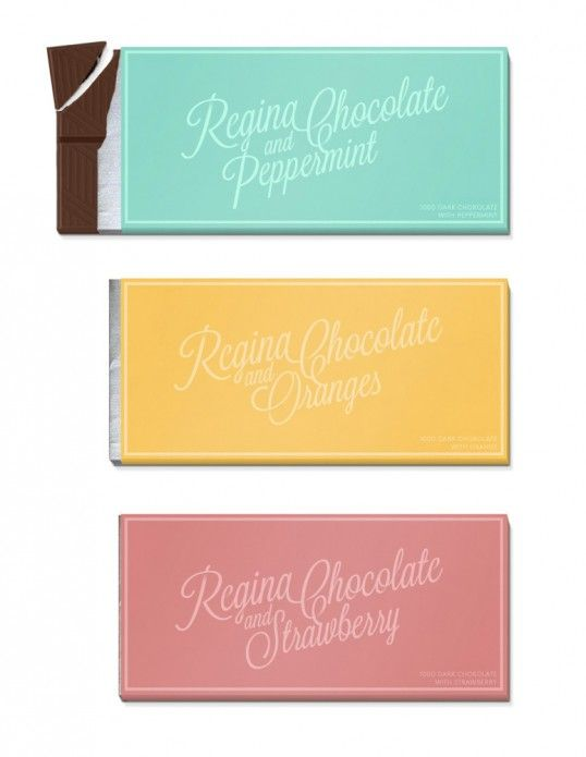 50 Colorful Confectionery Packaging Designs for Inspiration