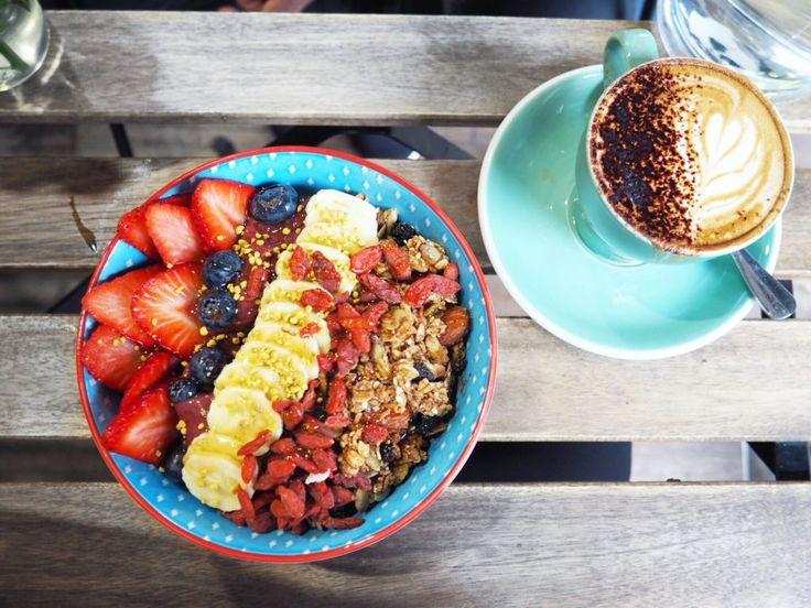 Acai Bowl Sydney | die zwei besten Acai Bowls in Sydney. Acaibowl. Superfoodbowl , superfood, superfood bowl, matcha, goji,cappucchino art
