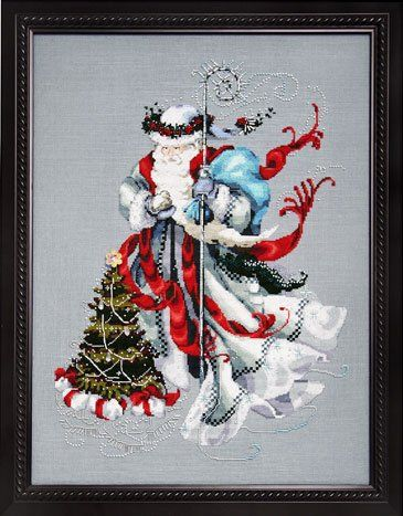 free christmas cross stitch patterns | Mirabilia Cross Stitch Patterns - Erica's Craft & Sewing Center