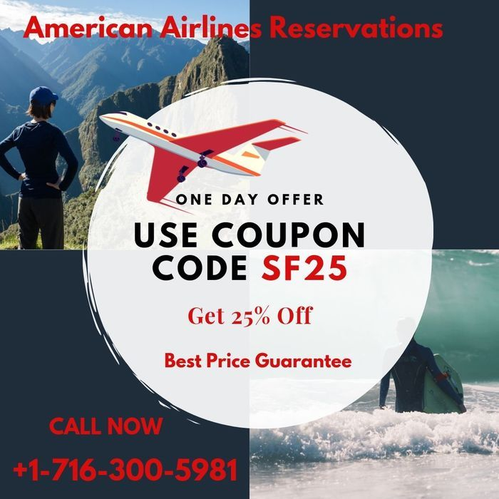 Find airfare best deals & discount on American Airlines flights.Call American Airlines Re…   American airlines reservations. Airline ...