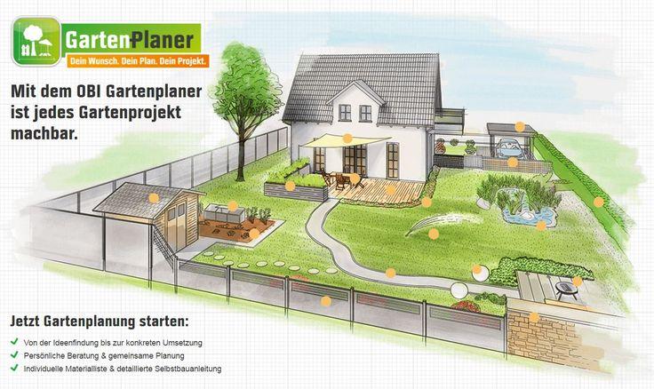 Gartenplaner u2013 jetzt Garten planen \ gestalten mit Gärten - gartenplanung selbst gemacht