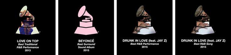 Beyoncé — beyvenchy: BEYONCÉ + GRAMMY Awards