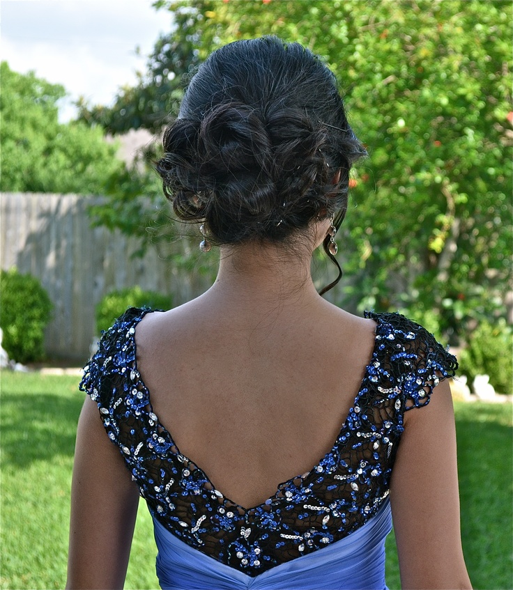 My prom updo! :)Makeup Hair
