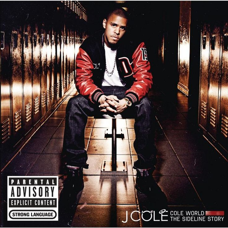 J. Cole - Cole World: The Sideline Story [Explicit Lyrics] (CD)