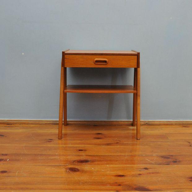 Duńska Szafka Nocna | Danish nightstand | buy on Patyna.pl #Danish #Denmark #nightstand #Scandinavian #hygge #furniture #design #midcentury #modern #wooden #inspiration #retro #vintage #vintagefinds #home #Maleko